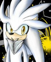 .:Silver The Hedgehog:. by mextag00