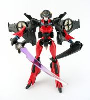 165 Windblade generations IDW deluxe r.m. by deunan2117