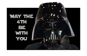 May the 4th Be With You by Loulou13