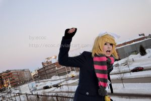Kagamine Rin - 03 by ECOC