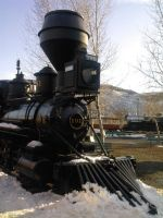 Old Lady of the Rockies - 2 by Sampug394