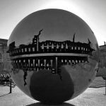 Broken sphere by CiaSalonica