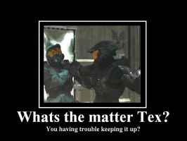 Whats the matter tex? by rumper1