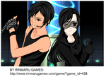 Group PIC 11 Saemon and his Partner 1 RinmaruGames by FANSILVER