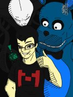 Hello Welcome to Markiplier by TheToonDevil