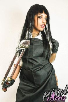 American Mary cosplay 2 by Blackcat514