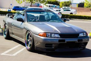 Convertible R32 by ChocoFoxie