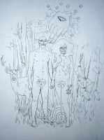 adam and eve by brownboots