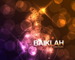 Antipoetic 5 BAIKLAH by Benaddiction