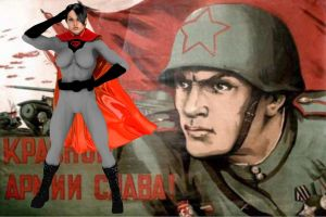 Glory to the Red Army by Soviet-Superwoman
