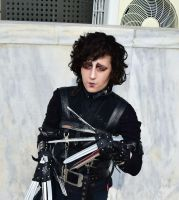 Edward Scissorhands: His Story Will Touch You... by BasiliskRules