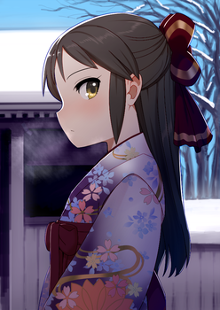 New year Arisu. by pettanp