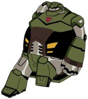 TF:Animated Bulkhead by Coitiriel