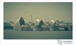 Thames Barrier 01 by IcemanUK