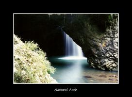 Natural Arch by InsaneShane