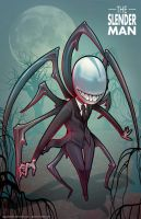The Slenderman by SoyUnGnomo