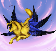 The sky explorer by CatherineSt