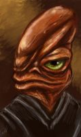 The Mon Calamari by LDBussell