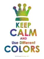 Use Different Colors by A-Man-With-No-Art