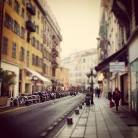 The Streets Of Nice by iamsaussy