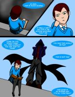 DU - Crush/Sam - Perilous Page 02 by OriginalUnoriginal