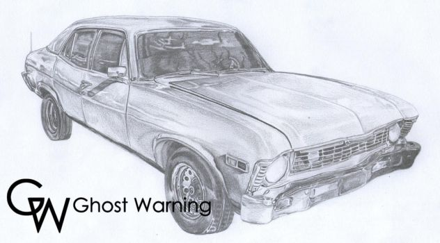 Chevy SS 71 by LGhost