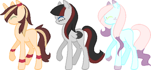 Fancy adopts by Queen-of-the-Dots