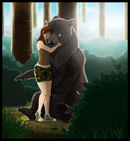 Charlie and the...beast? by Abby-desu