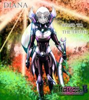 Diana - blind to the truth by Pharos-E