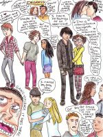 Degrassi Season 11 by pebbled