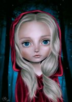 Little Red Riding Hood by EdaHerz