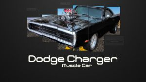 Dodge Charger 1970 by curtisblade
