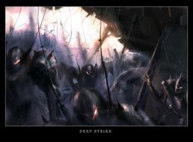DEEP STRIKE by ukitakumuki