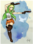 Linkle by ronjaw