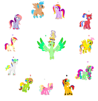 Rainbow ppowerfied us by awesome992
