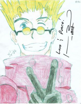 Vash the Stampede by animaniac21285