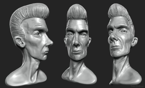 speedsculpt long-face by Breaky