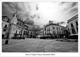 Piazza Mercantile-Bari Italy by michelecannone