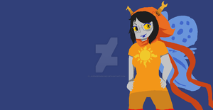 Vriska, Thief of Light by LavenderNeko621