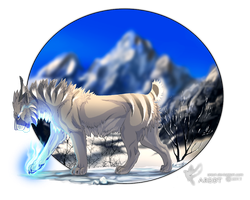 Mountain Guardian by areot