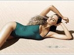 Model on the sand Colorize by paranoid25