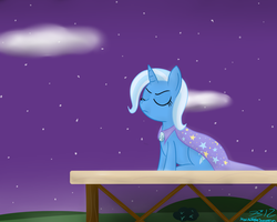 Artists Training Grounds Day 1: Trixie Idling by MikorutheHedgehog