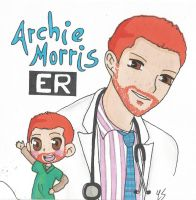 Archie Morris by LadyMaxe