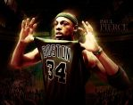 Paul Pierce by Ra-fael