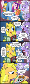 MLP Comic - Everypony Hates Flash (Commission) by MattX16