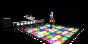 MMD MILLENIUM DISCO WIP by Trackdancer