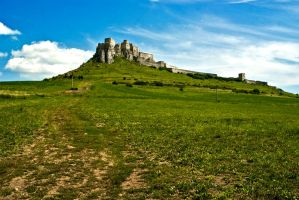 Spissky Hrad by photo-exile