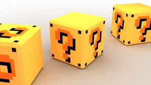 Super Mario Bros. Blocks by MattInc
