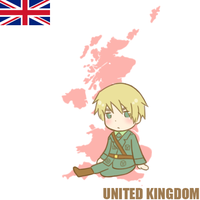 :APH: In the Map - UK by s-a-n-d-y