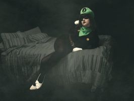 Mrs. L, the Green Thunder by MissLink8908